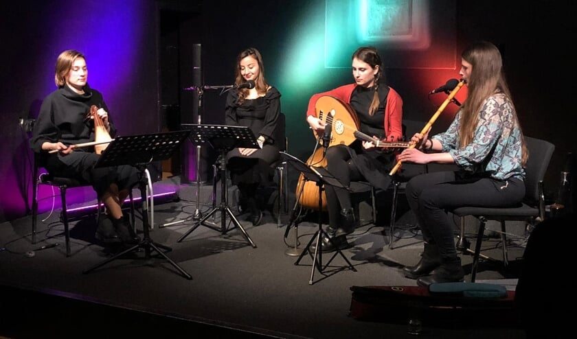 Het Mâh Ensemble. Foto: PR