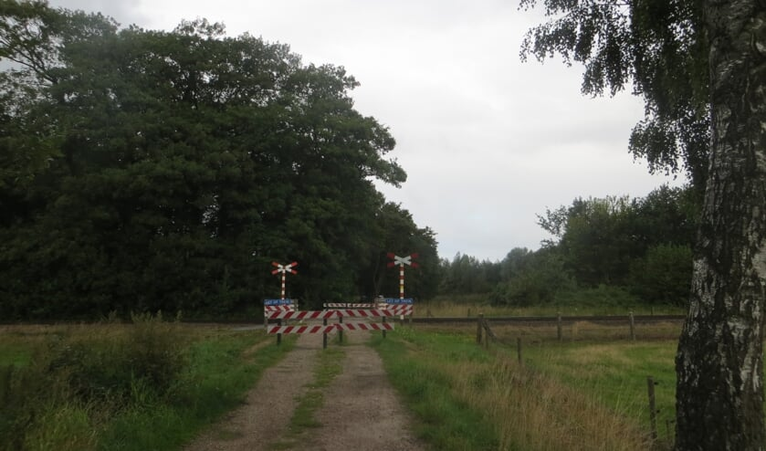 Spoorwegovergang Greversweg gaat voorlopig nog niet dicht. Foto: Bernhard Harfsterkamp