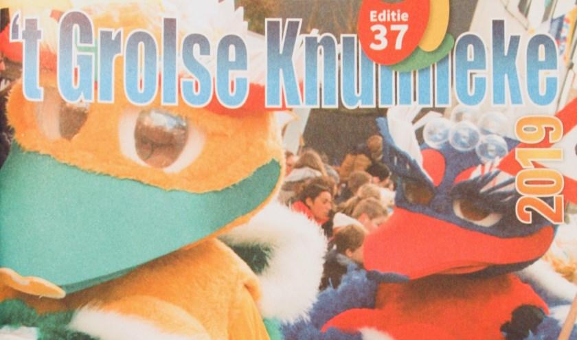 Wie valt de eer te beurt een mooie column voor 't Grols Knunneke te schrijven? Foto: PR