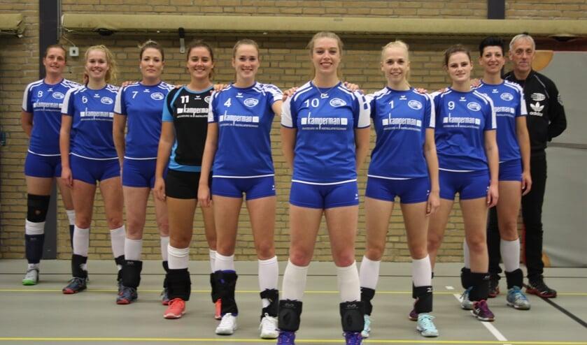 VV Grol dames 1. Foto: PR