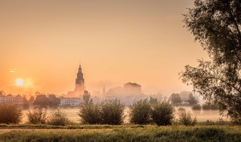 Zonnige kansen voor Zutphen. Foto: Jos Böhmer