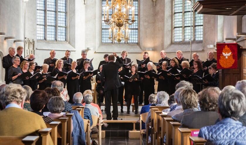 Het ONK in concert. Foto: Linda Overbeek-Bussing