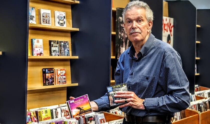 Eigenaar Arnold Kassenberg (66) gaat met pensioen. Foto: Luuk Stam