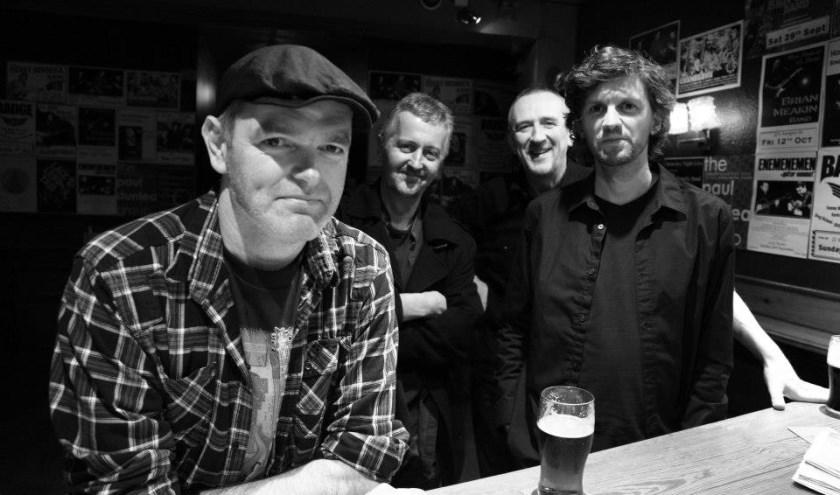 The Ben Reel Band. Foto: PR
