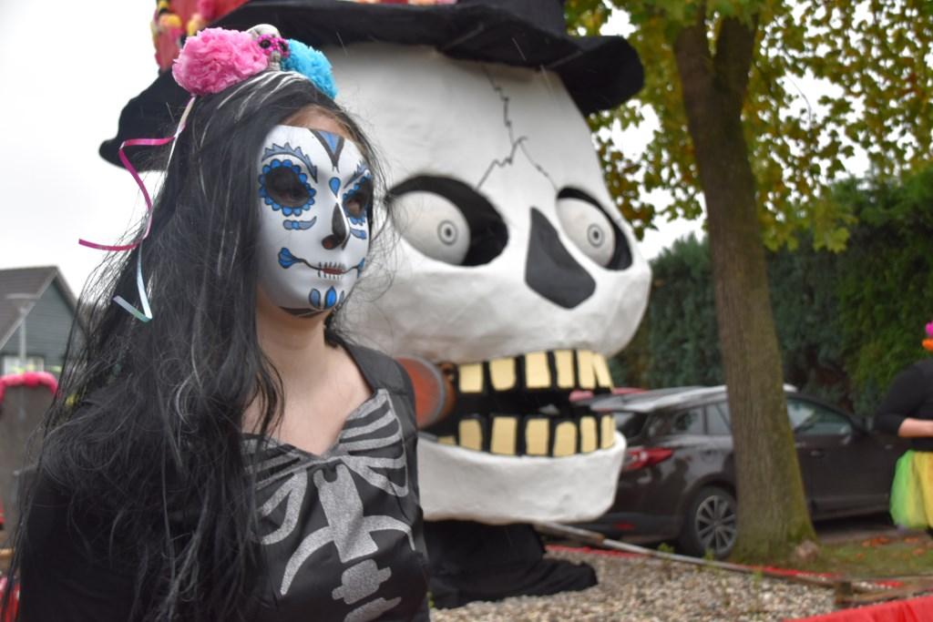 Dia de los Muertos. Foto: Alice Rouwhorst  © Achterhoek Nieuws b.v.