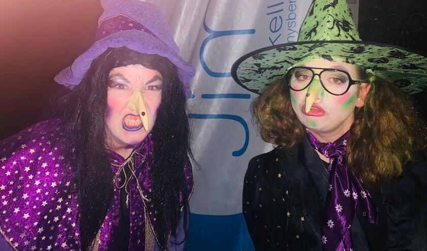 De heksen Knibbel en Kneusje komen ook voorbij. Foto: Lyonne Wisseborn