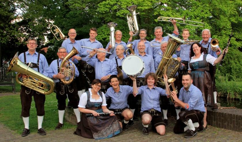 De Borchländer zijn op zoek naar een zanger. Foto: PR
