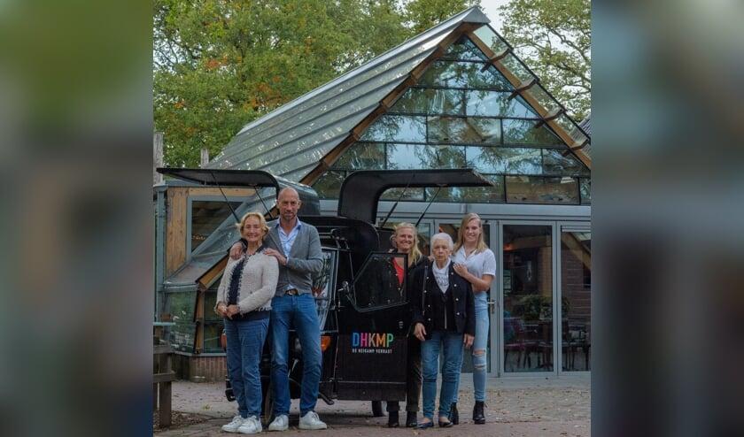 Reünie De Heikamp: drie generaties aan het woord. Foto: Casper Meenink