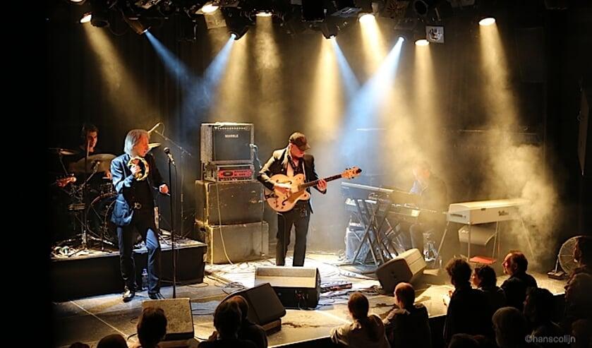 Bert Heerink, Kees Schipper en Bert Brouwers op het podium. Foto: Hans Colijn