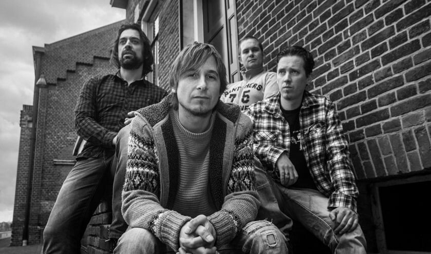 Captain Albatross eert Nirvana-frontman Kurt Cobain. Foto: PR
