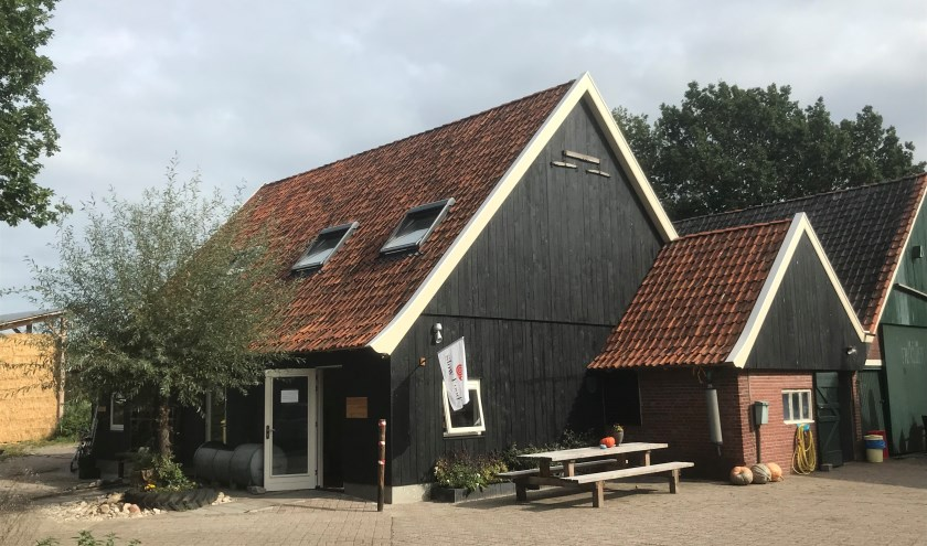 Belangstellenden zijn welkom om de nieuwe kaasmakerij te komen bekijken. Foto: PR