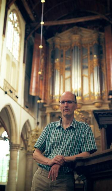 Pieter van Dijk. Foto: PR