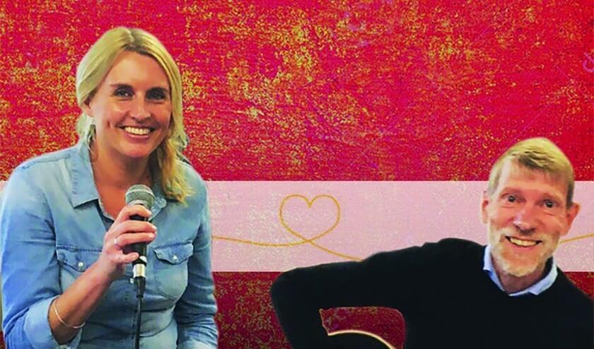 Marion en Willem. Foto: PR