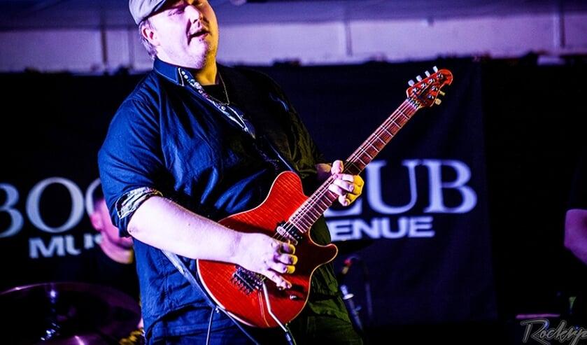 The Danny Giles Band speelt in De Stam. Foto: Foto: ROCKRPIX.COM
