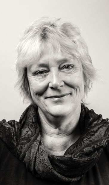 Linda Polman. Foto: Patricia Hofmeester