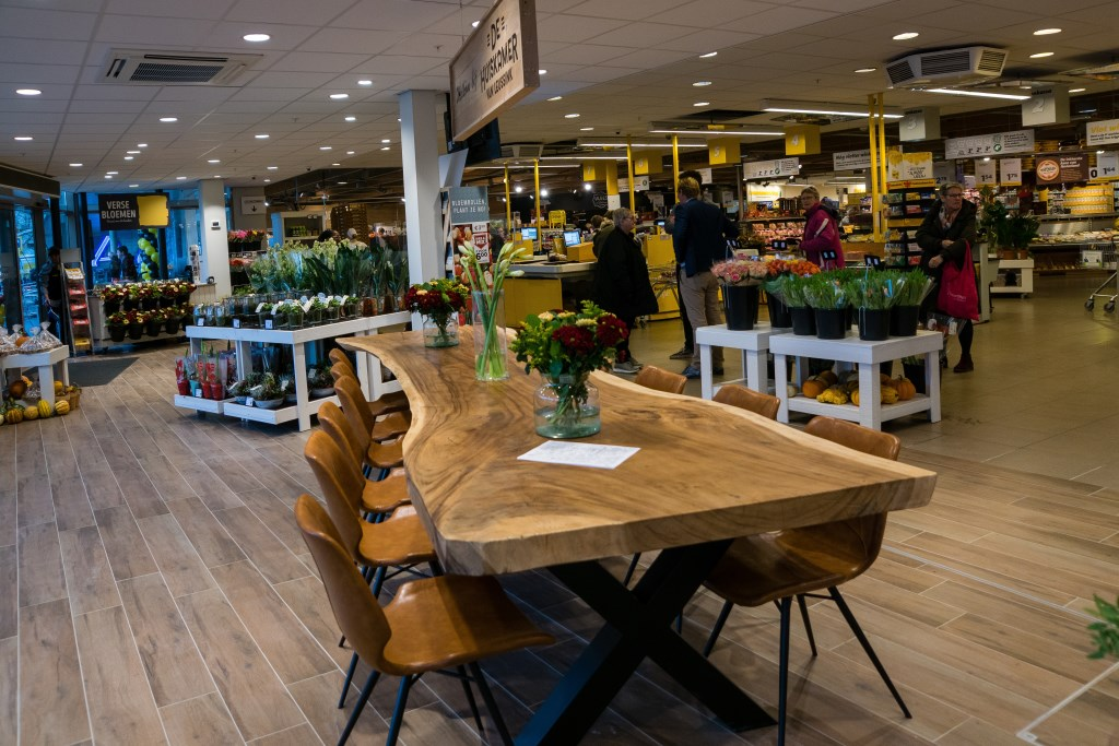 De familietafel. Foto: Marcel te Brake Foto: M. te Brake © Achterhoek Nieuws b.v.