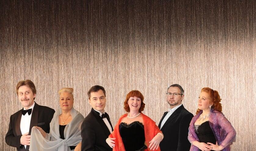 Het Neva-Ensemble uit St. Petersburg treedt op in de Bonifatiuskerk. Foto: PR
