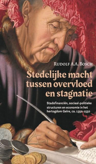 De cover van het boek. Foto: PR