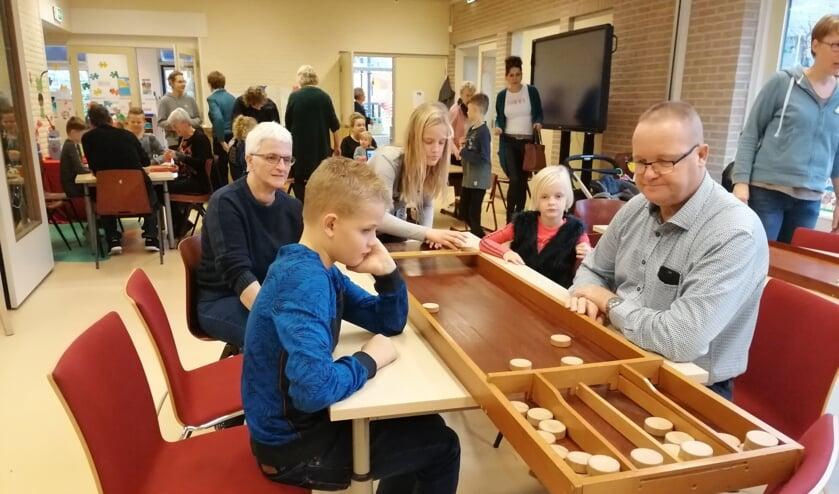 Oud-Hollandse spellen bij 't Möllenveld. Foto: PR