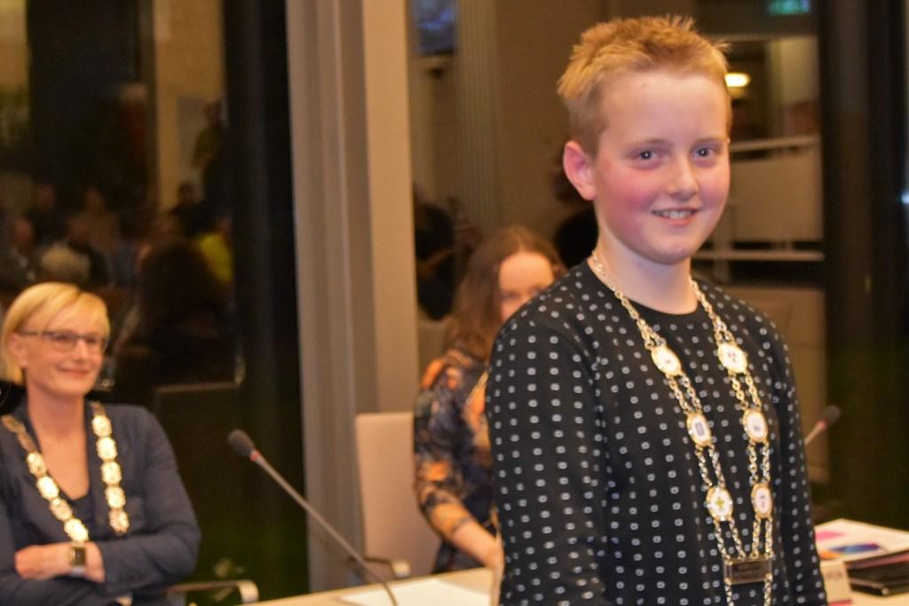 Kjeld Kremers is er klaar voor. Hij wil dolgraag iets betekenen voor autistische kinderen in de gemeente. Foto: Alice Rouwhorst  © Achterhoek Nieuws b.v.