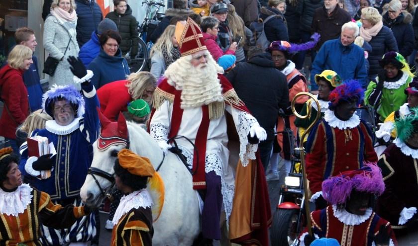 Sint Nicolaas komt naar Aalten. Foto: PR