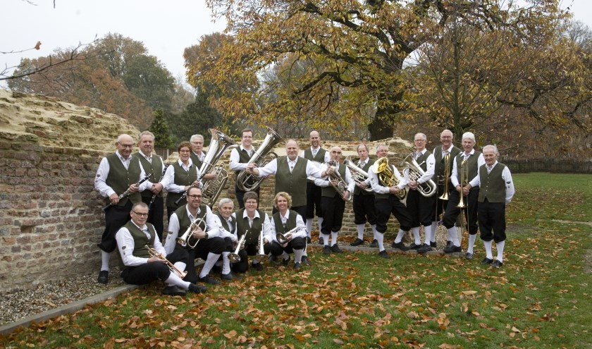 De Hilgeländer Musikanten. Foto: PR Hilgeländer Musikanten