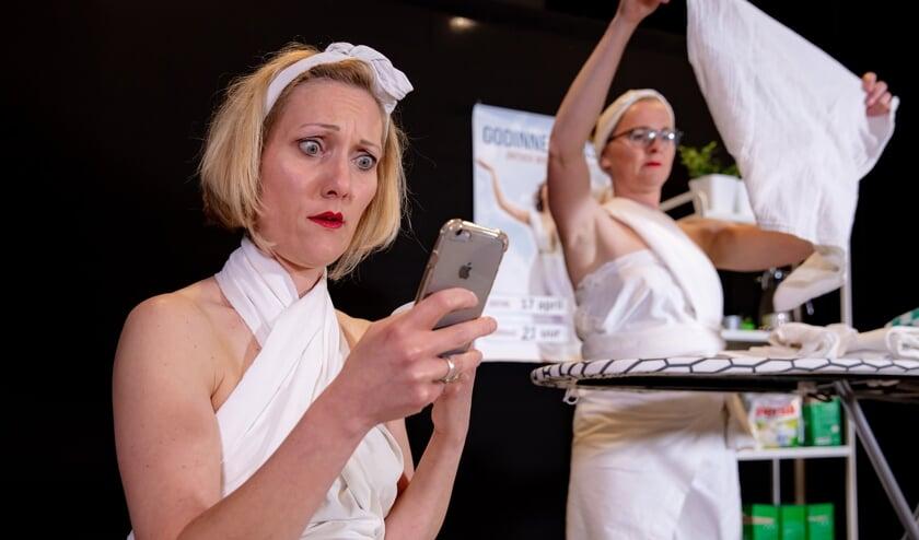 PEERTofTheater zorgt voor een grappige, interactieve en muzikale voorstelling.