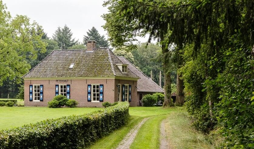 Petershut, voormalig Jachthuis. Foto: Landschapsbeheer Gelderland