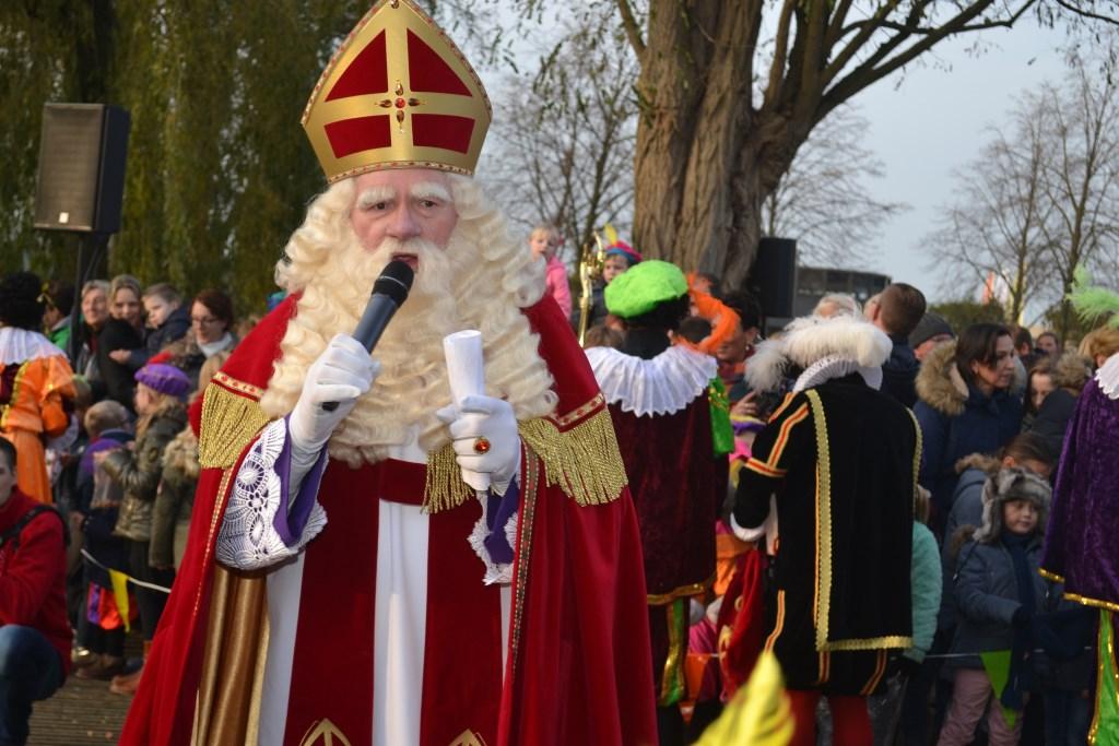 Sint Nicolaas in Borculo. Foto: PR  © Achterhoek Nieuws b.v.