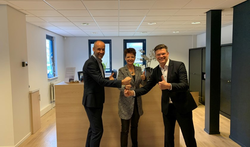 Alfa Accountants en Adviseurs en Novel Groep samen sterker in de Achterhoek. Foto: PR