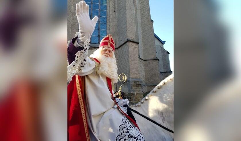 <p>De aankomst van Sint Nicolaas is alleen digitaal te zien. &nbsp;Foto: Archief Achterhoek Nieuws/PR</p>