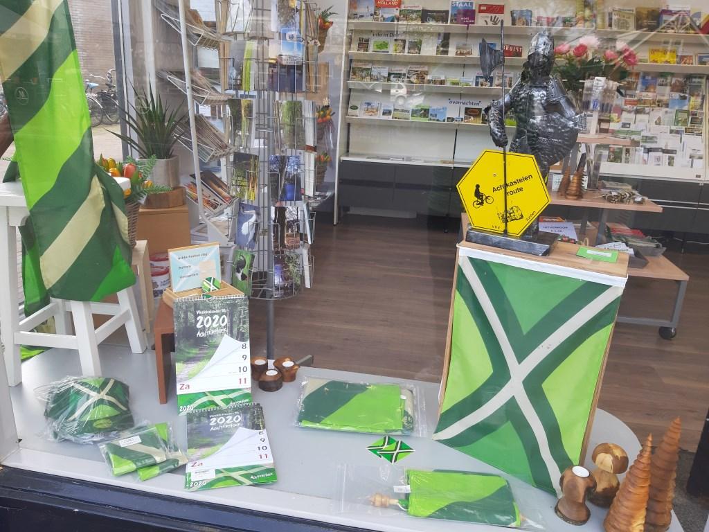 Achterhoekse producten bij de VVV Vorden. Foto: PR  © Achterhoek Nieuws b.v.