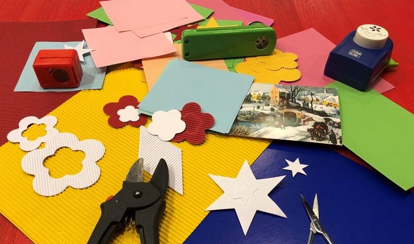 Workshop Kaarten Maken Bij Wuh Achterhoek Nieuws Winterswijk