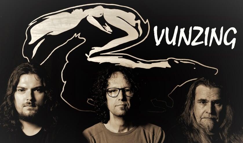 Het nieuwe album van Vunzing heet Rebel. Foto: PR