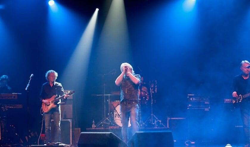 EXRAY tijdens een optreden bij de DRU in Ulft.