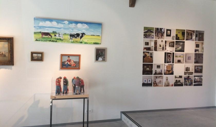 Kunst uit de Kamer in 2018. Foto: PR