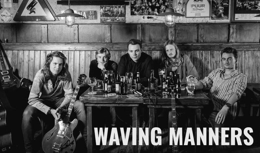Waving Manners. Foto: PR