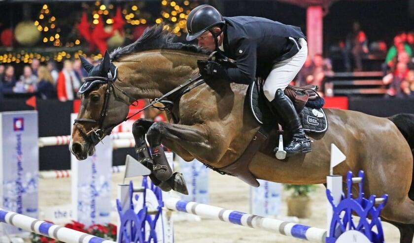 In het weekend van 20 tot 25 november vindt in Vragender het evenement Jumping Achterhoek plaats. Foto: Wendy Scholten