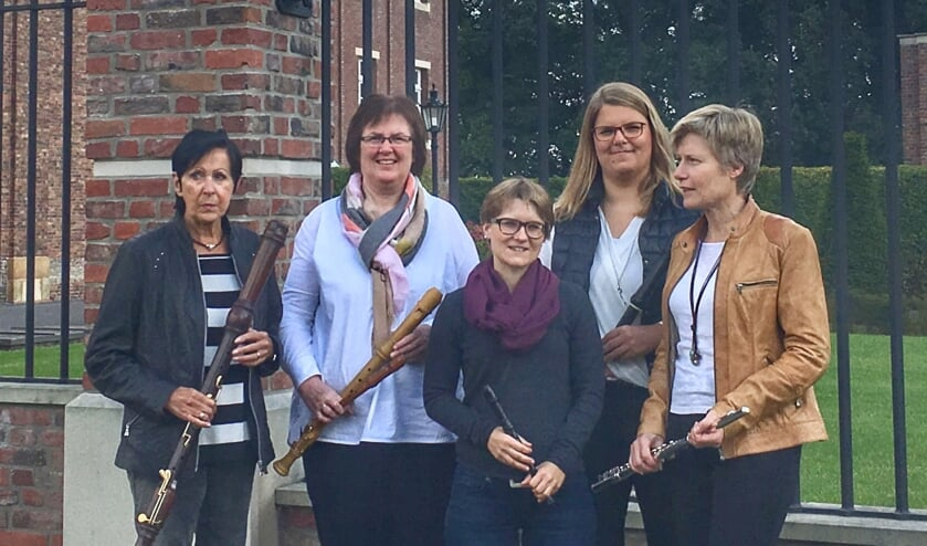 Blokfluit-ensemble Amici di Flauti verzorgt een concert aan het begin van de adventstijd. Foto: PR Amici di Flauti
