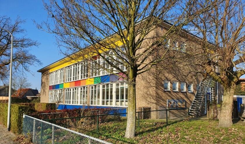 De voormalige Willem Sluiterschool staat op de niminatie om te worden gesloopt.Foto: Rob Weeber