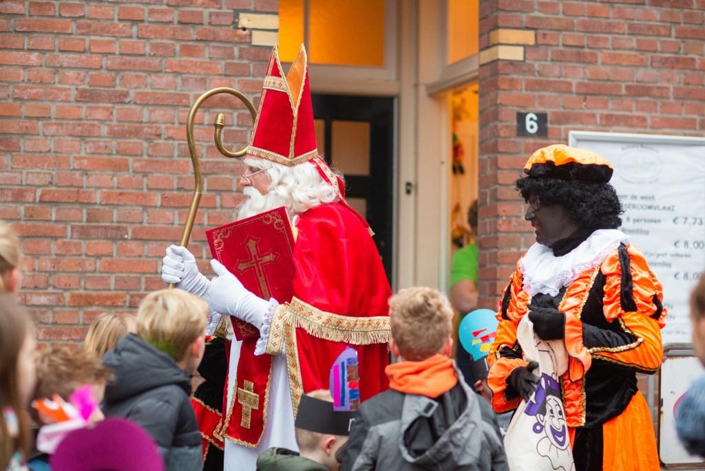 Sinterklaas op De Garve. Foto: Josine Breunink Fotografie  © Achterhoek Nieuws b.v.