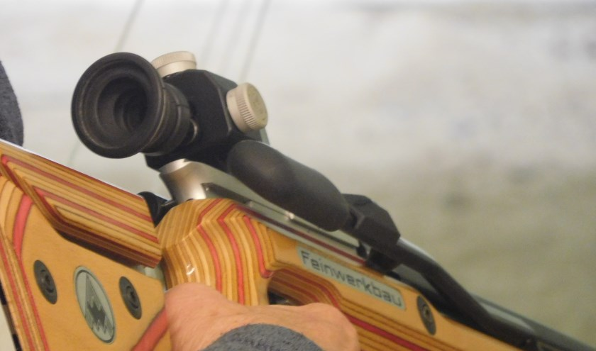 Diopter vizier. Foto: PR CSV