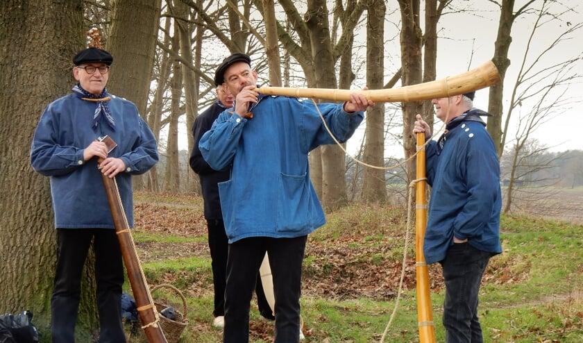 Museum Smedekinck in Zelhem organiseert midwinterhoornwandeling. Foto: Harm Hoitink