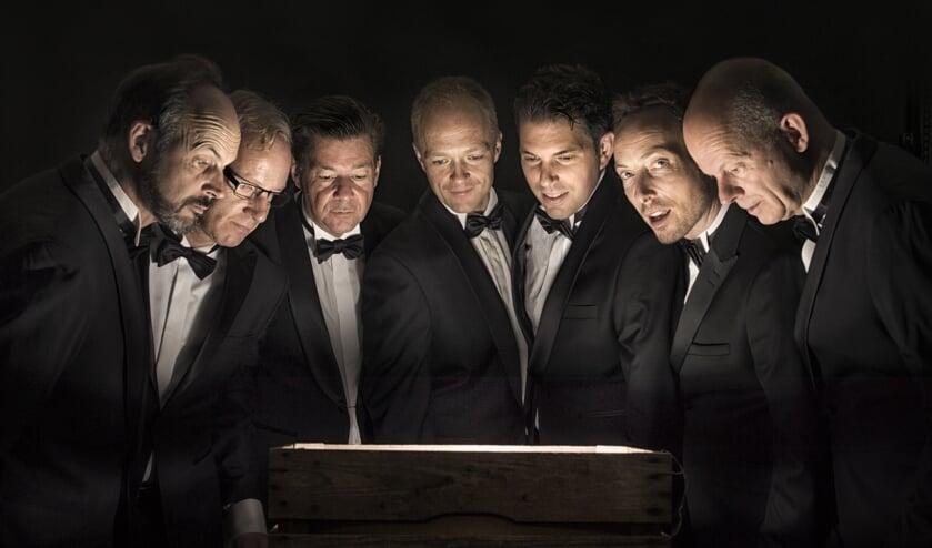 De mannen van Frommermann. Foto: PR