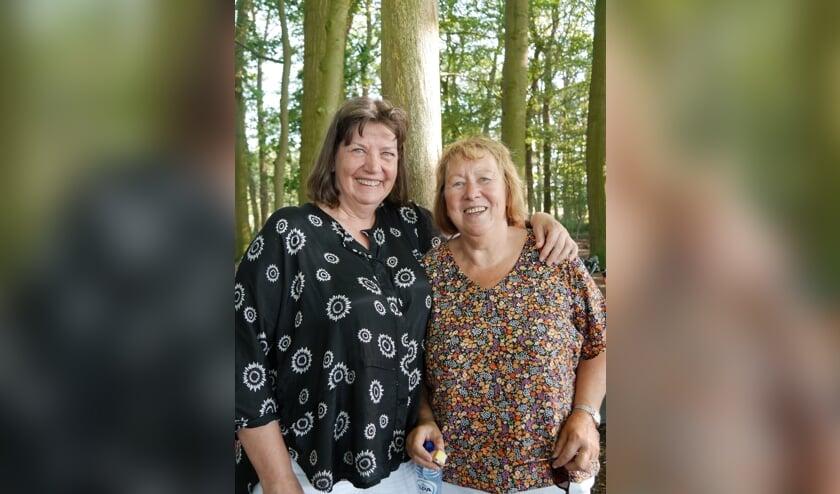 Ineke en Gerry, vanaf eind december allebei met pensioen. Foto: PR