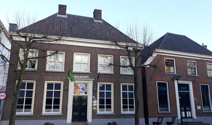 Het Nationaal Onderduikmuseum in het pand Markt 12 in Aalten. Foto: PR