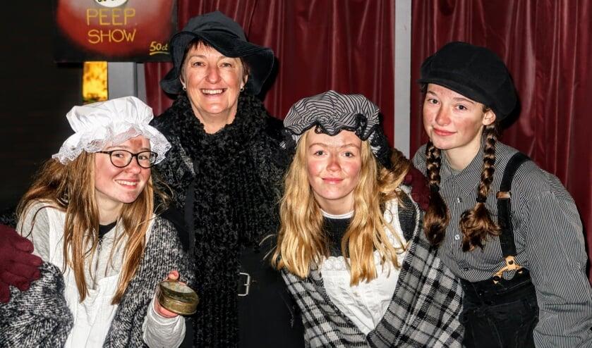 Voor het derde jaar op rij speelt het Winters Pleinenfeest zich op vrijdag 13 december af in de sferen van Charles Dickens. Foto: Luuk Stam