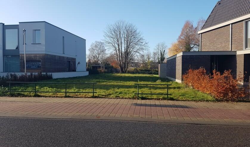 Deze kavel, aan de Lichtenvoordseweg in Groenlo, is één van de vrije kavels van de gemeente Oost Gelre.