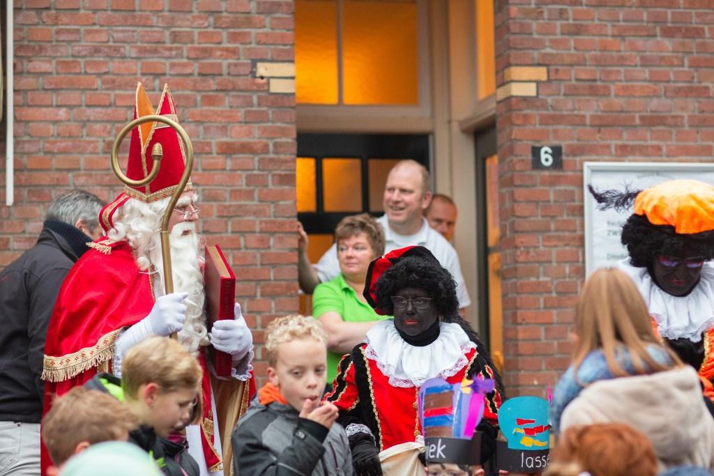 Sinterklaas op bezoek bij De Garve. Foto: Josine Breukink Fotografie  © Achterhoek Nieuws b.v.