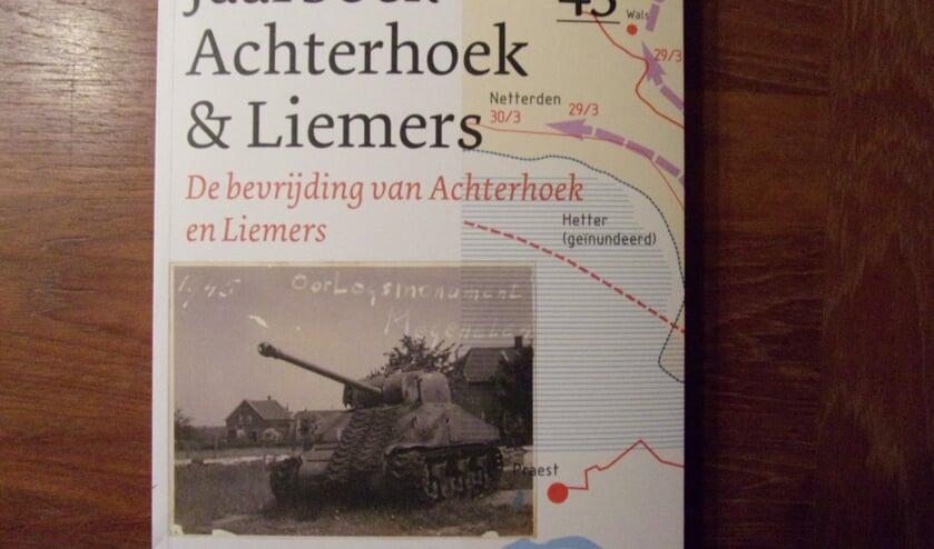 Het Jaarboek Achterhoek & Liemers. Foto: PR
